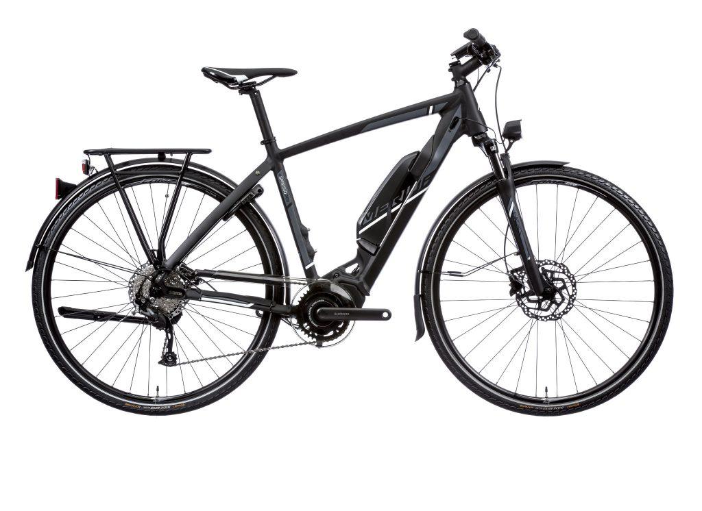 Merida E-bike Espresso 330 met Middenmotor