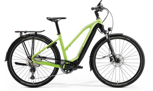 Merida eSPRESSO 600 matt green black